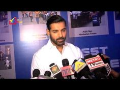 John Abraham Attends Charity Awards Function 2016