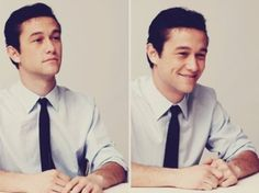 Joseph Gordon-Levitt is adorable