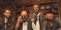 Wishbone Ash - 'Take It Back' Tour 2014