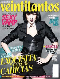Fotografiado por Enrique Covarrubias para la revista Veintitantos, México, Mayo 2012