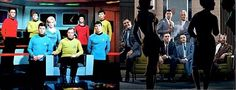 Why is there no misogyny on Star Trek? - The short answer is: Because it takes place in the future. Star Trek Crew, Mad Men, My Friend, Archive, Take That, Politics, Future, Stars, Future Tense