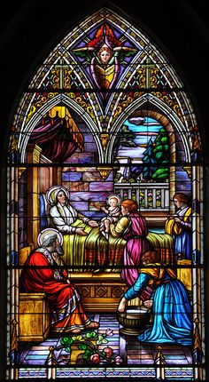 Birth of Our Blessed Virgin Mary