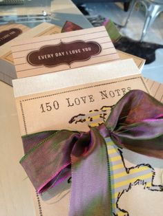Gift for her? Gift for him? #150lovenotes #valentinesday #giftideas