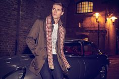 See the Ben Sherman Autumn/Winter 2017 Advertising Campaign at FashionBeans. See the full collection of images photographed by Matthew Brookes featuring Aaron Vernon & Charlie James & Max von Isser for Ben Sherman. Ben Sherman, Winter 2017, Fall Winter, Autumn, Edward Wilding, Aw 2017, One Step, Advertising Campaign, Mens Fashion