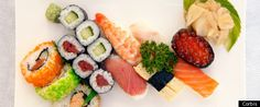 A Beginner's Guide to Eating Sushi