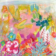 A New Day by Wyanne on Etsy, $28.00