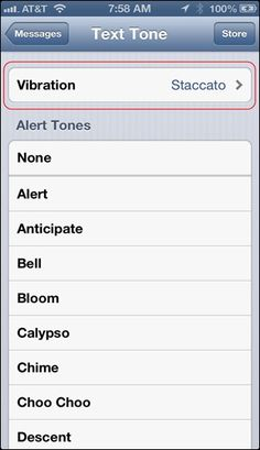 How to make custom vibrations on your iPhone