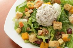 Tiki Wacky Chicken Salad - Bigby's Café and Restaurant Cagayan de Oro