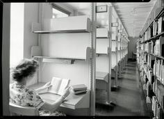 Study Time - Vintage College Photo
