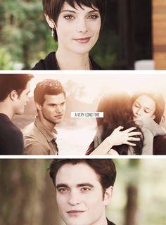 The Future ♥ :) Jacob And Renesmee, Twilight Renesmee, Twilight Series, Twilight Movie, Edward Bella, Twilight Photos, John Kennedy, Taylor Lautner, Movies Showing