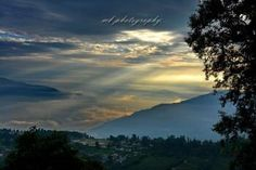 """""""Sunrise In Darjeeling !!"""" #Creative #Art in #photography @Touchtalent http://bit.ly/Touchtalent-p"""