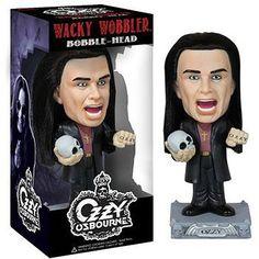 Funko Rock Legends Wacky Wobbler Bobble Head Gothic Ozzy Osbourne http://popvinyl.net #funko #funkopop #popvinyls