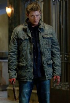 Killer Jensen is still Sexxy Jensen. ;)
