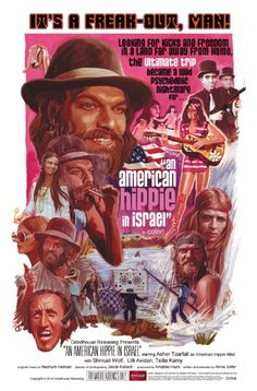 Grindhouse Releasing has announced Corruption and An American Hippie In Israel as the first in a series of new Blu-ray, DVD and theatrical releases. 1969 Movie, An American In Paris, Hunting Party, Movies To Watch Online, Home Movies, Latest Movies, Horror Movies, Israel, Movie Posters