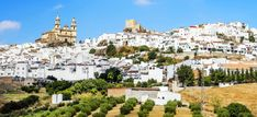 Discover the best White Villages route in Cadiz, together with the history and origins of some of the most picturesque White Villages in Andalucia Malaga, Monuments, Chateau Medieval, Andalusia Spain, Paris Skyline, Dolores Park, Portugal, Travel, Instagram