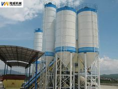 Competitive price silo for portland cement steel silo manufacturer in china