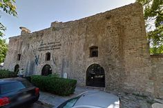 The Foklore Museum of Chalkis Evia was a Venetian castle