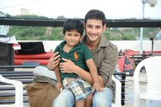 mahesh and son maybe?