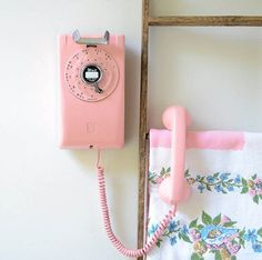 vintage-pink-Stromberg-Carlson-rotary-telephone