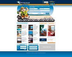 Portal Onde Ficar by Flex Up #portal #portais #flexportal #portalflex #web #web20 #cms #portaldeviagem #flexup #b2b