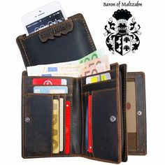 Card Wallet, Card Case, Iphone, Dads, Baron, Leather, Organizers, Accessories, Wallets