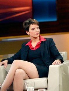 Politikerin sexy Grüne Transgender