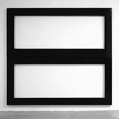 "Gerold Miller (@gerold_miller) on Instagram: ""#geroldmiller #mid00s #black #abstractart #minimal #painting #sculpture #frame #space"" Modern Art, Contemporary Art, Damien Hirst, All Art, Minimalism, Abstract Art, Painting, Sculpture, Instagram"
