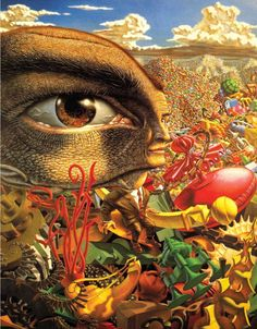 psychedelic visionary art - Google Search