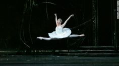 Royal Ballet star takes inspiration from Chinese dance