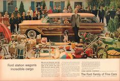 https://flic.kr/p/25RsPVP | 1959 Ford Country Squire Station Wagon Advertisement Life Magazine November 10 1958 | 1959 Ford Country Squire Station Wagon Advertisement Life Magazine November 10 1958