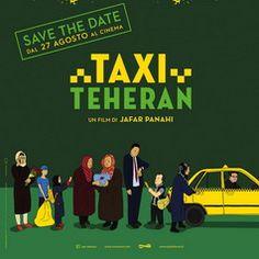 VISTO DAL basso    : CINEMA Taxi, Teheran