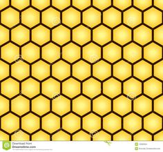 Honeycomb structure...shelves?