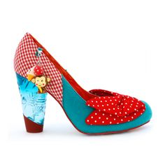 Buy Irregular Choice shoes, boots, handbags and jewellery online. View the biggest and best Irregular Choice collection here. Funky Shoes, Fab Shoes, Kinds Of Shoes, Crazy Shoes, Cute Shoes, Me Too Shoes, Awesome Shoes, Pretty Shoes, Dream Shoes