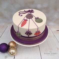 Susan Street Cake Design More