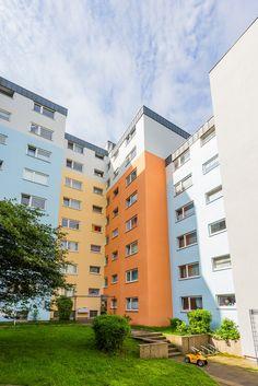 Frische Farbe für Wohnhäuser in Wuppertal | Grand City Property – GCP –…