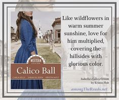 Calico Ball Collection - Book Review, Preview - Among the Reads