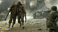 Saving Private Ryan Saving Private Ryan, Movie Screenshots, Ww2, Poses, Lighting, Figure Poses, Lights, Lightning
