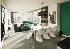 44/floors | De Rotterdam apartments