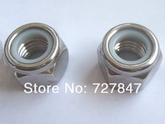 M3 hex nuts/Nylon Lock-Nuts _use for multicopter/rc helicopter   -100pcs