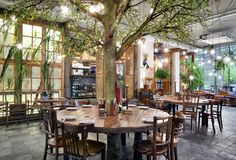 Restaurant Little V Rotterdam_MASA architects (Hiroki MAtsuura + René SAngers)_© Filip Dujardin-03
