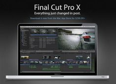 Apple Final Cut Pro X Crack For Mac OS Free Download
