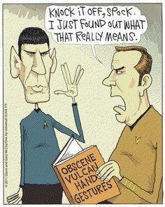 Star Trek humor~