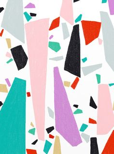 Ophelia Pang: colors and forms