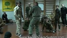 ▶ The Kadochnikov Systema: The Basic Principles of Escaping a Hold from the Neck from the Front - Video Dailymotion