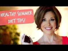 Healthy Summer Diet Tips! - YouTube