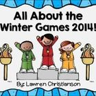 Winter Olympics is next month: *This OVER 200 MEGA UNIT is the perfect way to get your students excited about the Winter Games 2014!!  These statio...