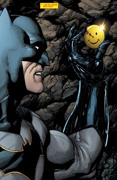 DC's DiDIO & LEE on Whether REBIRTH Was a Repudiation (or Not) of WATCHMEN and the NEW 52 | Newsarama.com