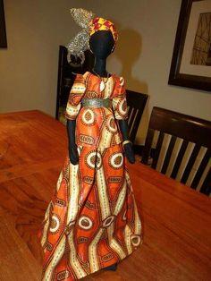 Gloria Grandy African Dolls, African American Dolls, American Doll Clothes, Fabric Dolls, Paper Dolls, Art Dolls, African Love, African Art, Try New Hairstyles