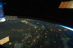 Time Lapse From Space - Literally. The Journey Home.  by Fragile Oasis
