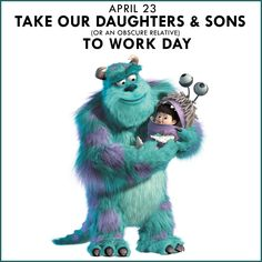 Take pride in what you do and share it with your kids...  #TakeOurDaughtersAndSonsToWorkDay #takeyourchildtoworkday